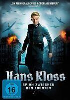 HANS KLOSS - SPION ZWISCHEN DEN FRONTEN   DVD NEU  STANISLAW MIKULSKI/+