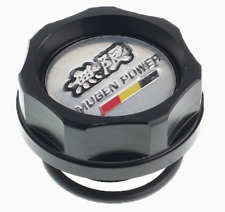 Negro Tapa aceite mugen honda Civic/integra/Tipo R JDM/EP2/EP3/EJ9/EK9/FN2/DC5/DC2