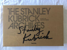 The Stanley Kubrick Archives - 1st/1st Unread/Boxed ** TRIPLE SIGNED **