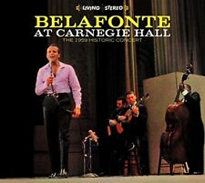 HARRY BELAFONTE - AT CARNEGIE HALL 1959  CD NEU