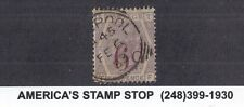 1883 Great Britain GB SC 95 - Used, 6p on 6p Violet, Queen Victoria