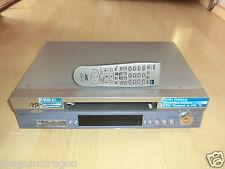 JVC hr-s7850 S-VHS et grabadora de video, Made in Japan, boca falta, 2j. garantía