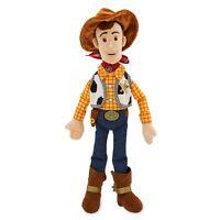 Oficial Disney Tienda Toy Story 4 Woody Medio Muñeco de Peluche 45cm