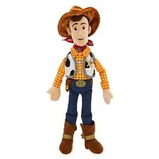 Official Disney Store Toy Story 4 Woody Medium Soft Plush Toy 45cm