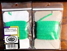Wapsi Fluorescent Green Ultra Chenille Medium UCU504