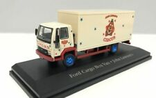 ATLAS Greatest Show Ford Cargo Truck  Van John Lawson's Circus 1/76 Oxford HU15