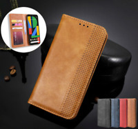 For Google Pixel 5 4A 5G 3A 4 XL Leather Wallet Card Magnetic Flip Cover Case