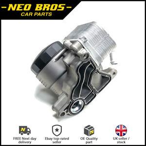 BMW 3, 5, 6 Series, X1, X3, X4 & Z4 N20 Engine Oil Filter Housing inc Oil Cooler