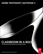 ADOBE PHOTOSHOP LIGHTROOM 3 - CLASSROOM IN A BOOK (con CD-ROM) Official Training