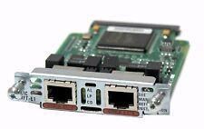 Cisco 2 Port E1 Multiflex Voice/WAN Interface Card VWIC-2MFT-E1