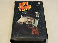 ABC Video: Spy Trap VHS [The Story of Philby, Petrov, Burgess & MacLean]
