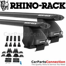 Rhino-Rack JA3432 Vortex Black Roof Crossbar For INFINITI G35 G37 Sedan 07-13