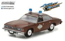 "1977 Pontiac LeMans Sheriff Buford ""Smokey & Bandit"" / Greenlight Hollywood 1:64"