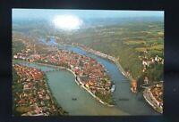 Ansichtskarte Passau Luftbild - ca. 1975