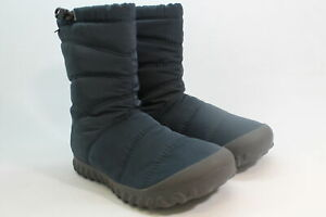 Bogs B Puffy Mid Women's Royal Blue Roi Snow Boots (ZAP6764)