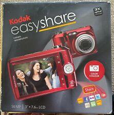 Kodak EasyShare C1530 14 MP Camera 3x Optical Zoom 3.0 Inch LCD