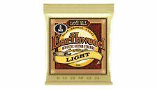 Ernie Ball 3004 Earthwood Light Acoustic Guitar Strings 3-Pack - 80/20 2004