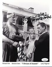 "Richard Kiel signed ""I Dream of Jeannie"" photo Jsa authenticated"