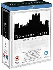 Downton Abbey Complete Collection Series Seasons 1-6 Bluray Box Set New SEALED