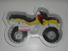 New CK PRODUCTS 4 Wheeler ATV Off Road Vehicle Pantastic Plastic Party Cake Pan