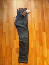 Mens Eto Jeans EM187 Slim Fit Dark Wash Rinse Vintage Stylish Denim 28R