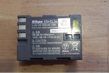 FREE SHIP Only 1 Genuine Nikon EN-EL3e Battery