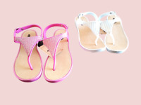 Sandali infradito bambina sandaletto da bimba 30 31 32 33 34 35 con brillantini