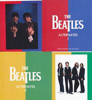 BEATLES / ALTERNATES : VARIOUS UNUSUAL MIX COLLECTION 4CD