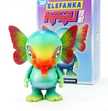 "Ron English Popaganda 3.5"" Elefanka Kaiju Limited Edition Pop Life Kidrobot Art"