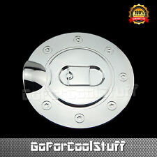 For 2004-2008 FORD F150 F-150 Chrome Gas Tank Fuel Door Cap Cover