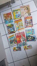Konvolut Comic Hefte - ca. 10 verschiedene Hefte 60-70 er Jahre Set 10