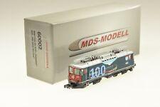 MDS-Modell 60002 Spur N RhB-Ellok Ge4/4II 619 Samedan 100 Jahre Bernina analog