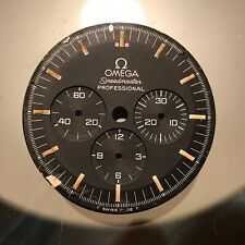 Orologio Watch Dial Omega Speedmaster Moonwatch Cal.861 Spinger Dial Anni 80