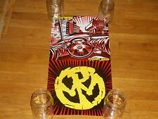 Pennywise double sided straight ahead tour 12x24 Promo Poster original Epitaph