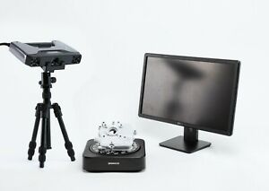 EinScan Pro 2X Plus Handheld 3D Scanner with Turntable & Tripod