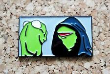 Evil Kermit - Enamel Pin Badge - UK Dispatch