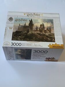 """Harry Potter 3000 Pieces Jigsaw Puzzle New 35"""" By 45"""" Aquarius"""