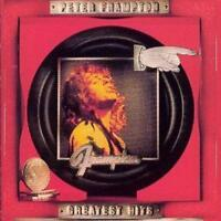 Peter Frampton Greatest Hits Remastered CD NEW