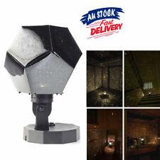 Star Light Projector Planetarium HOT Night Sky Lamp Astro Celestial Cosmos ARU