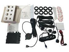 Rear Parking Sensor Kit - FLUSH FIT - OEM quality -  Ford BMW Merc Audi Porsche