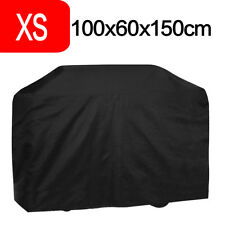 150cm BBQ Gas Grill Cover Black Barbecue Heavy Duty Waterproof Protector Outdoor