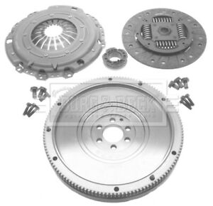 CAPSautomotive Conversion Set  clutch for Volkswagen_Vag 03G141264 03G141264T 03