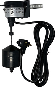 Raybend Sump Pump Vertical Float Switch