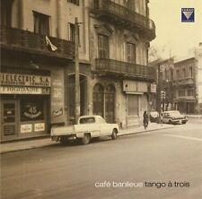 Tango à Trois by Café Banlieue (Vinyl, Nov-2013, Farao Classics)