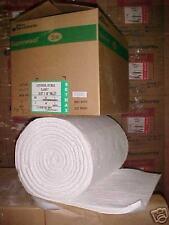 """""""SAFE"""" Non-Ceramic Fiber Blanket 1/2"""" x 24""""  6# dens.SW607 HT - Thermal Ceramics"""