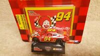 New 1998 Racing Champions 1:64 NASCAR Bill Elliott Ronald McDonalds Ford Taurus