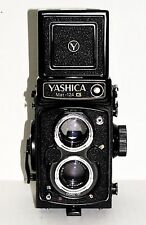Yashica Mat 124 G COPAL SV(TLR) Medium Format Vintage Film Camera With 80mm Lens