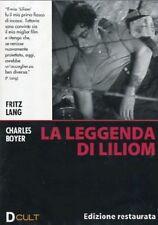 Dvd **LA LEGGENDA DI LILIOM** Ediz. Restaurata di Fritz Lang con Charles Boyer