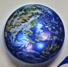 Wandlampe Planet Erde Nachtlicht Kinder Toch Funktion 20 cm schaltet selbst ab