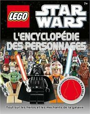 LEGO  Star Wars- L'Encyclopédie des personnages - Neuf-